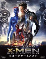 X-MEN:フューチャー&パスト ブルーレイ&DVD(Blu-ray Disc)(BLU-RAY DISC)(DVD)