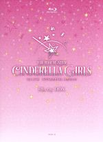 THE IDOLM@STER CINDERELLA GIRLS 1stLIVE WONDERFUL M@GIC!!BOX(Blu-ray Disc)(三方背BOX付)(BLU-RAY DISC)(DVD)