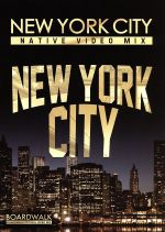 NEW YORK CITY-NATIVE VIDEO MIX-(通常)(DVD)
