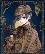 黒執事 Book of Murder 下巻(完全生産限定版)((特典CD、三方背BOX、特製ブックレット、設定資料集付))(通常)(DVD)