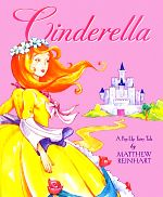 Cinderella A Pop-Up Fairy Tale(児童書)