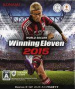 ワールドサッカー ウイニングイレブン 2015(ゲーム)