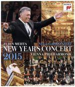 ニューイヤー・コンサート2015(Blu-ray Disc)(BLU-RAY DISC)(DVD)