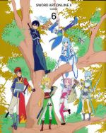 ソードアート・オンラインⅡ 6(完全生産限定版)(Blu-ray Disc)(収納BOX、特典CD、特製ブックレット付)(BLU-RAY DISC)(DVD)