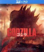 GODZILLA ゴジラ[2014]3D&2D(Blu-ray Disc)(BLU-RAY DISC)(DVD)