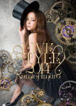 namie amuro LIVE STYLE 2014(豪華盤)(通常)(DVD)