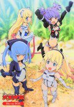 武装神姫 Blu-ray BOX(Blu-ray Disc)(BLU-RAY DISC)(DVD)