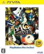 ペルソナ4 ザ・ゴールデン PlayStationVita the Best(ゲーム)