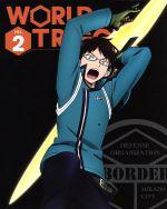 ワールドトリガー VOL.2(Blu-ray Disc)(BLU-RAY DISC)(DVD)
