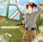 アニメ「ヘタリア The World Twinkle」主題歌「ヘタリアン☆ジェット」(通常)(CDS)