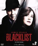 ブラックリスト シーズン1 BOX Vol.2(通常)(DVD)