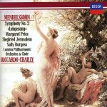 メンデルスゾーン:交響曲第2番「讃歌」(SHM-CD)(通常)(CDA)