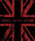 LIVE IN LONDON-BABYMETAL WORLD TOUR 2014-(Blu-ray Disc)(BLU-RAY DISC)(DVD)