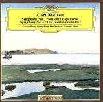 ニールセン:交響曲第3番「広がりの交響曲」 交響曲第4番「不滅」(通常)(CDA)