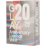 20th Anniversary LIVE BOX VOL.2(Blu-ray Disc)(BLU-RAY DISC)(DVD)