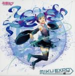 HATSUNE MIKU EXPO in New York(初回限定生産版)(Blu-ray Disc)(特製シングルレコード、180×180シングルレコードサイズ パンフレット付)(BLU-RAY DISC)(DVD)