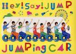 JUMPing CAR(初回限定盤1)(DVD付)(DVD、ブックレット付)(通常)(CDA)