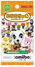 どうぶつの森amiiboカード 第2弾(ゲーム)