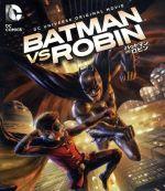バットマン VS.ロビン(Blu-ray Disc)(BLU-RAY DISC)(DVD)