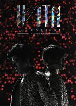東方神起 LIVE TOUR 2015 WITH(初回生産限定版)(外箱、特典ディスク1枚付)(通常)(DVD)