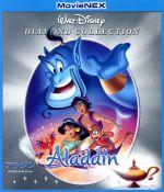 アラジン ダイヤモンド・コレクション MovieNEX ブルーレイ+DVDセット(Blu-ray Disc)(BLU-RAY DISC)(DVD)
