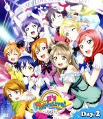 ラブライブ!μ's Go→Go! LoveLive! 2015~Dream Sensation!~Blu-ray Day2(Blu-ray Disc)(BLU-RAY DISC)(DVD)
