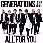 ALL FOR YOU(通常)(CDS)