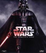 スター・ウォーズ コンプリート・サーガ ブルーレイコレクション(初回生産限定)(Blu-ray Disc)(ケース、特典ディスク3枚、12P映像ガイド付)(BLU-RAY DISC)(DVD)
