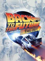 バック・トゥ・ザ・フューチャー トリロジー 30thアニバーサリー・デラックス・エディション DVD-BOX(通常)(DVD)