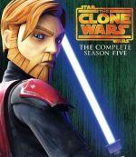 スター・ウォーズ:クローン・ウォーズ<フィフス・シーズン>コンプリート・セット(Blu-ray Disc)(BLU-RAY DISC)(DVD)