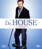 Dr.HOUSE/ドクター・ハウス シーズン1 ブルーレイ バリューパック(Blu-ray Disc)(BLU-RAY DISC)(DVD)