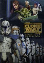スター・ウォーズ:クローン・ウォーズ シーズン1-5 コンプリート・セット(通常)(DVD)