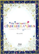 THE IDOLM@STER CINDERELLA GIRLS 2ndLIVE PARTY M@GIC!! Blu-ray BOX(完全限定生産)(Blu-ray Disc)(ケース、ブックレット付)(BLU-RAY DISC)(DVD)