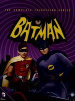 バットマン コンプリートTVシリーズ ブルーレイBOX(初回限定生産版)(Blu-ray Disc)(外箱、エピソードガイド付)(BLU-RAY DISC)(DVD)