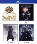 ブレイド ワーナー・スペシャル・パック(初回限定生産版)(Blu-ray Disc)(BLU-RAY DISC)(DVD)