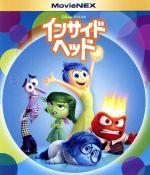 インサイド・ヘッド MovieNEX ブルーレイ+DVDセット(Blu-ray Disc)(BLU-RAY DISC)(DVD)