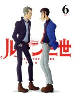 ルパン三世 PART Ⅳ Vol.6(Blu-ray Disc)(BLU-RAY DISC)(DVD)