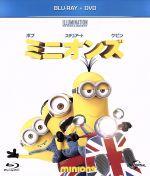 ミニオンズ ブルーレイ+DVDセット(Blu-ray Disc)(BLU-RAY DISC)(DVD)