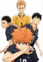 ハイキュー!!セカンドシーズン Vol.5(Blu-ray Disc)(BLU-RAY DISC)(DVD)