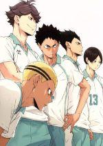 ハイキュー!!セカンドシーズン Vol.8(通常)(DVD)