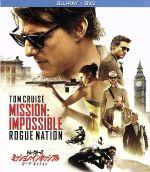 ミッション:インポッシブル/ローグ・ネイション ブルーレイ+DVDセット(Blu-ray Disc)(BLU-RAY DISC)(DVD)