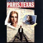 【輸入盤】Paris, Texas: Original Motion Picture Soundtrack(通常)(輸入盤CD)