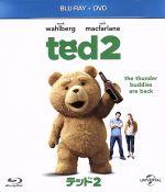 テッド2 ブルーレイ+DVDセット(Blu-ray Disc)(BLU-RAY DISC)(DVD)