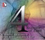 【輸入盤】Vivaldi:4 Seasons of Love(通常)(輸入盤CD)