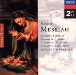 【輸入盤】Handel: Messiah / Marriner, Academy of St. Martin-in-the-Fields(通常)(輸入盤CD)
