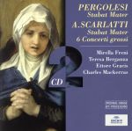 【輸入盤】Scarlatti:Stabat Mater(通常)(輸入盤CD)
