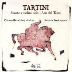 【輸入盤】Tartini:Sonate a violino solo Aria del Tasso(通常)(輸入盤CD)