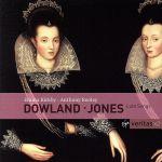 【輸入盤】DOWLAND/JONES:LUTE SONGS(通常)(輸入盤CD)