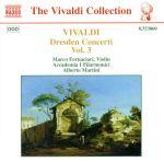 【輸入盤】Vivaldi:Dresden Concertos 3(通常)(輸入盤CD)