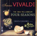 【輸入盤】Vivaldi: Four Seasons(通常)(輸入盤CD)